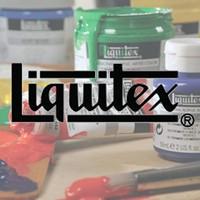 Liquitex acrylics