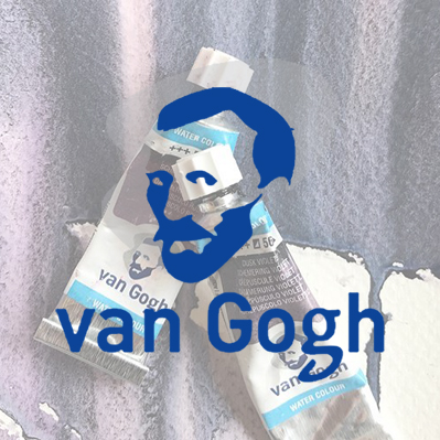 Van Gogh watercolor paint