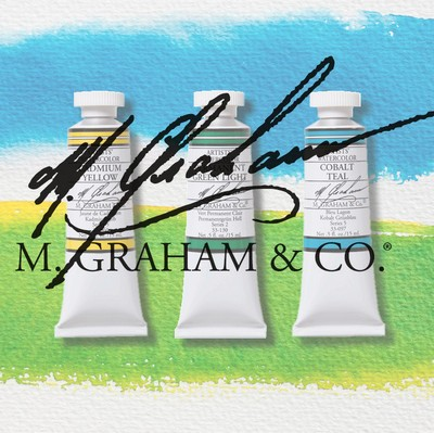 Aquarelles M. Graham & Co.