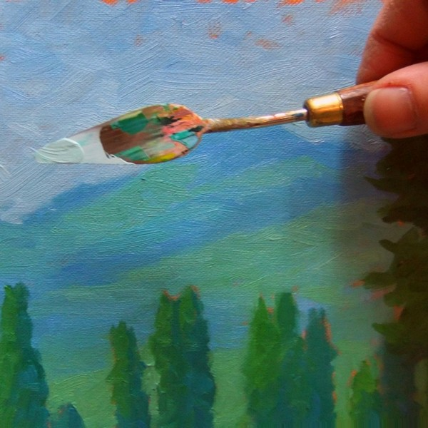 Intro to Oil Painting with Steven Rosati