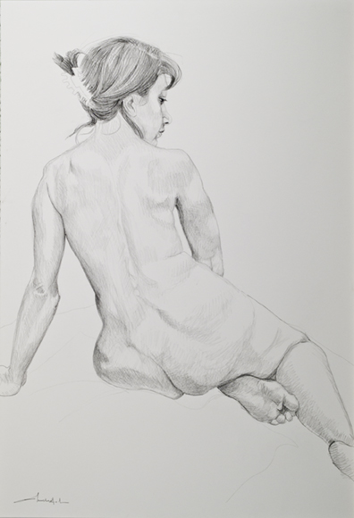 Figure Drawing with Claudine Ascher