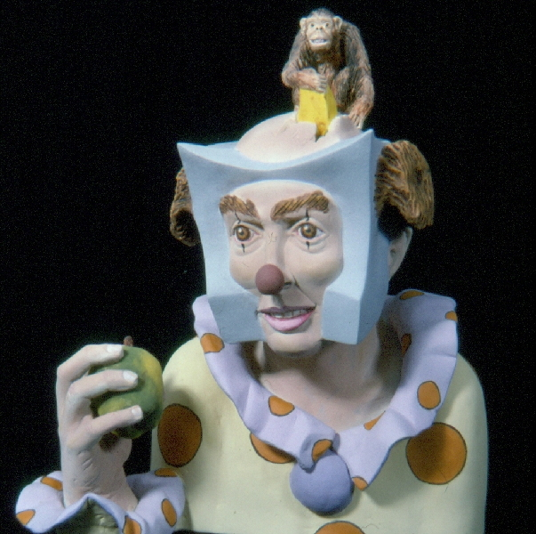 Sculpture for Animators  and Story Tellers with Claudine Ascher